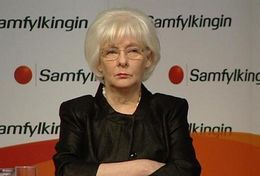 Jóhanna Sigurðardóttir